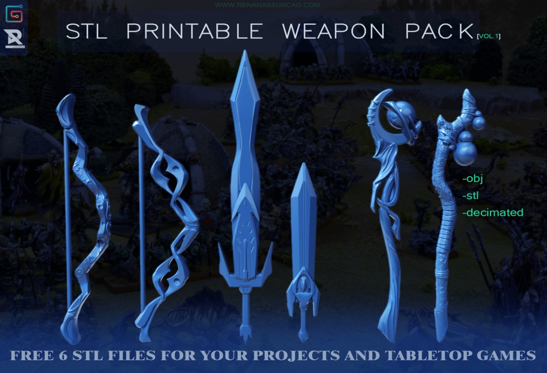 4WEAPON PACK